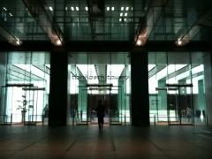 シンクパークタワー正面入口