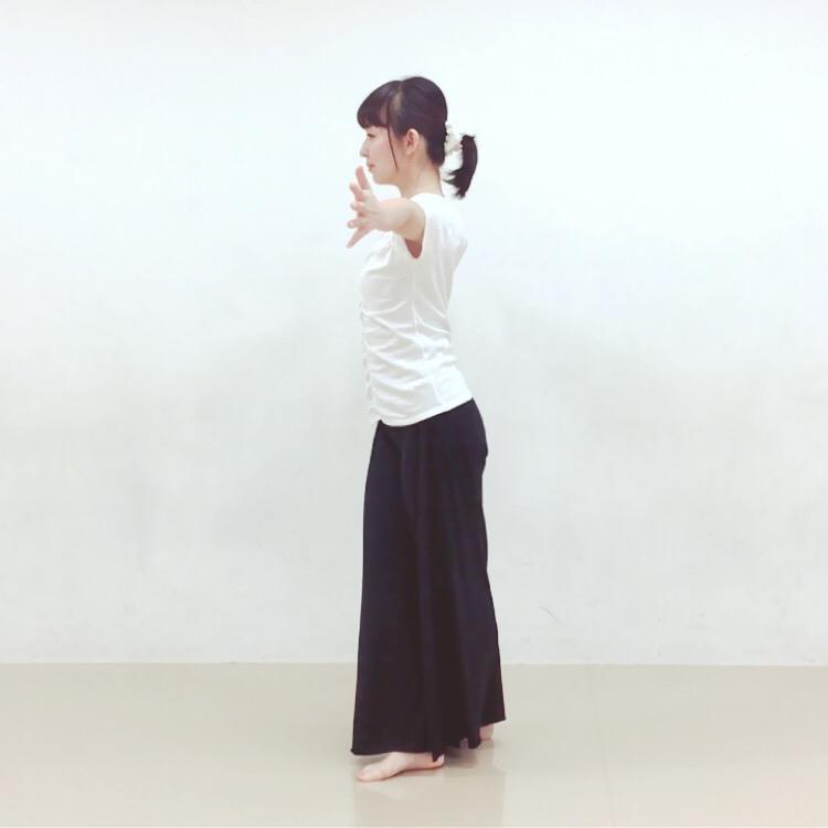 腰ツイストエクササイズのやり方4