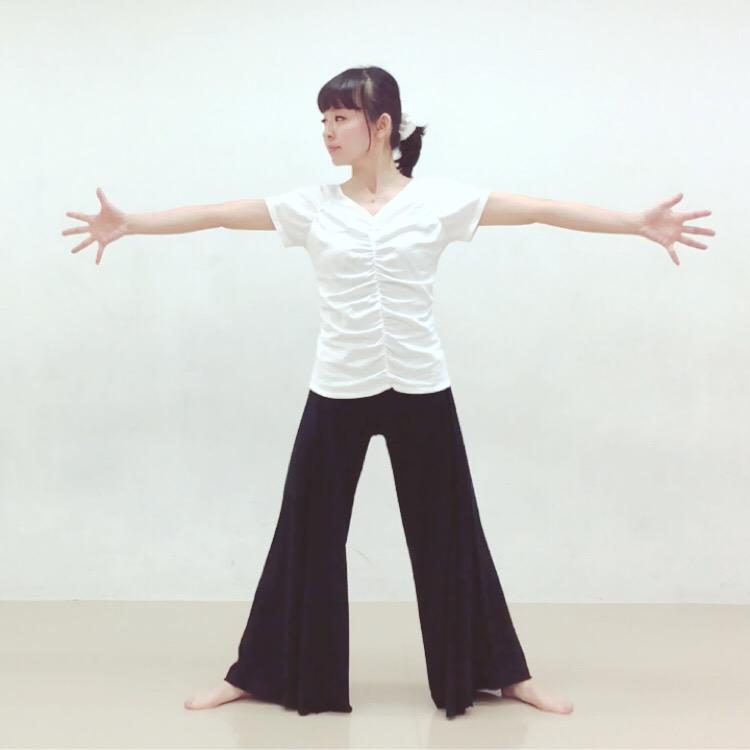 腰ツイストエクササイズのやり方3