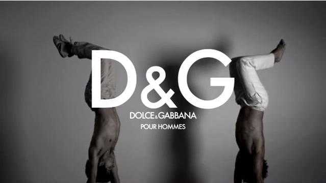 D&G(ドルチェ&ガッバーナ)コマーシャル