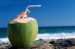 agua-de-coco(ココナッツのジュース)