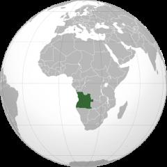 Angola(アンゴラ共和国)