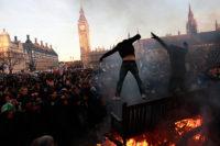 ロンドンの暴動