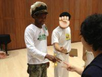 日本のマンジンガを学ぶメストレ