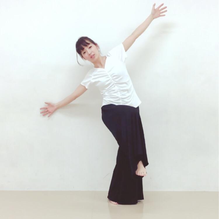 片足立ちトレーニング4