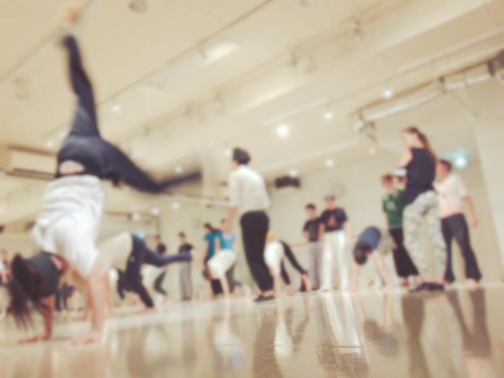 カポエイラ教室:基礎の動き