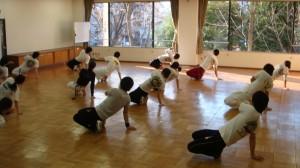 カポエラ教室 東京