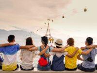 カポエイラの効果:友達が増える